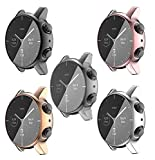 Best Smartwatch Cases - Screen Protector Case Compatible with Motorola Moto360 3rd Review
