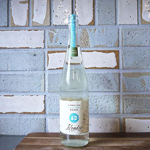 【ハワイの日本酒】ISLANDER SAKE 純米吟醸 カルローズ 無濾過 原酒 750ml アイランダー・サケ・ブリュワリー