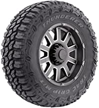 Thunderer TRAC GRIP M/T Tire 295/70R17 BSW LRE 2957017 295/70-17 R17 Mud
