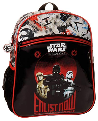Star Wars Rogue One Mochila Preescolar, Multicolor