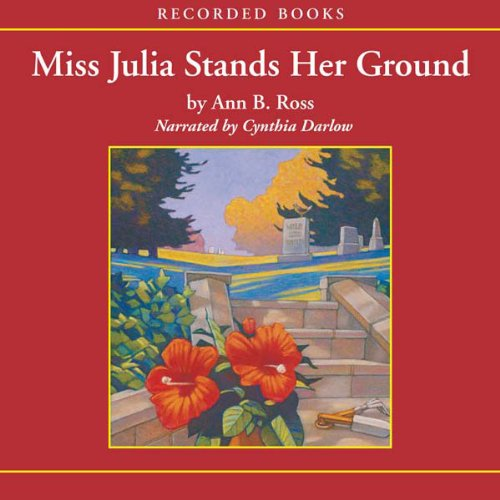 Couverture de Miss Julia Stands Her Ground