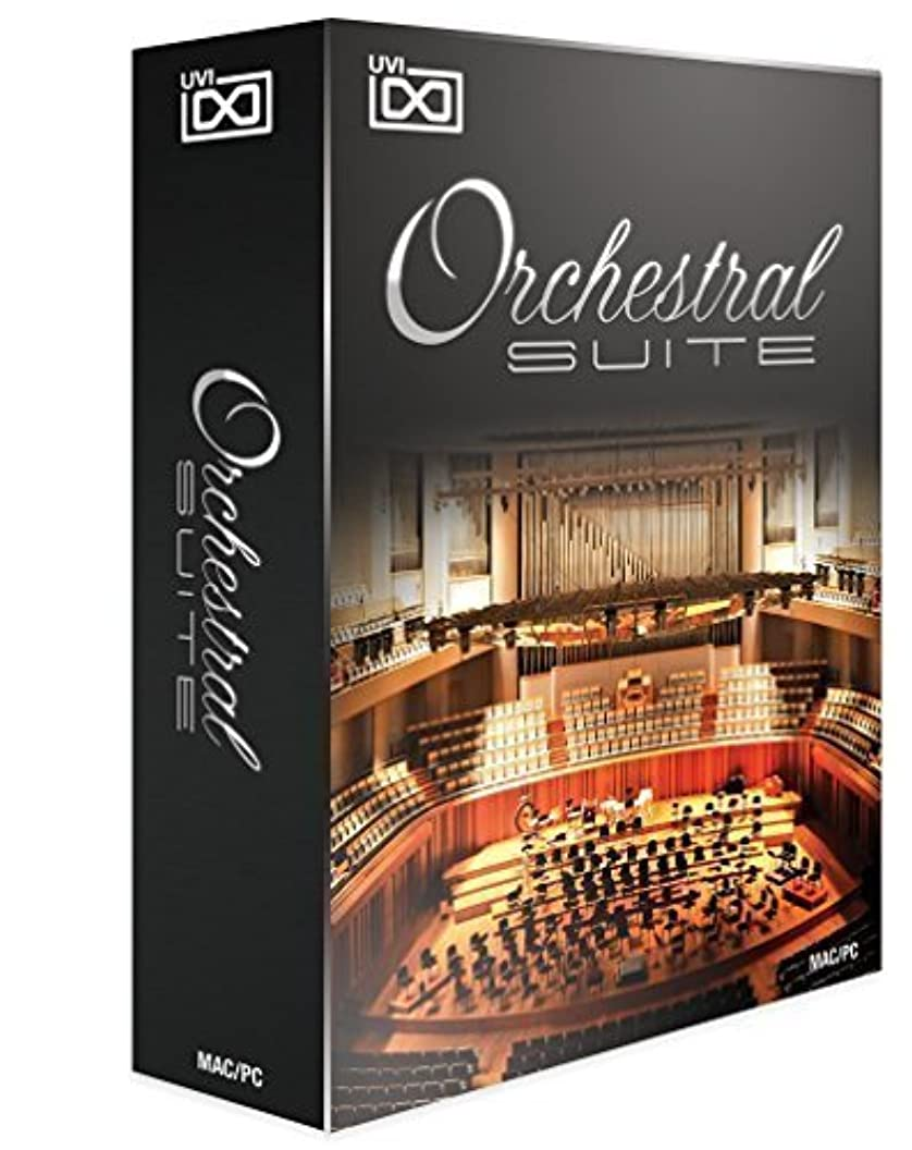 はずカップ有益なOrchestral Suite -オーケストラ音源