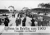 """Leben in Berlin um 1900 - Fotografie von Haeckel (Wandkalender 2022 DIN A2 quer): Fotografien der ullstein bild collection zu """"Leben in Berlin um 1900"""" (Monatskalender, 14 Seiten )"""