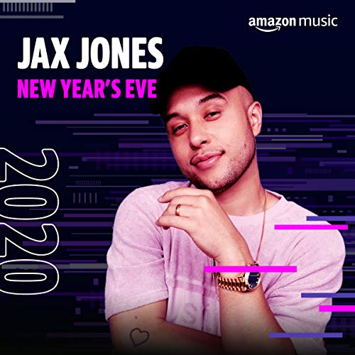 Jax Jones New Year's Eve
