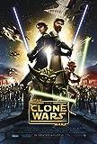Star Wars The Clone Wars Poster Hauptmotiv (68,5x 101,5 cm)