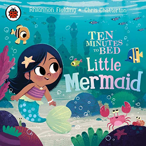 Ten Minutes to Bed: Little Mermaid audiobook cover art