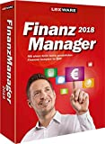 Lexware FinanzManager 2018 Box|Einfache Buchhaltungs-Software für private Finanzen und Wertpapier-Handel|Kompatibel mit Windows 7 oder aktueller