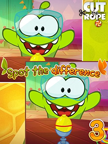 Cut the Rope - Spot the Difference 3