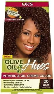 ORS Olive Oil Hues Vitamin & Oil Crème Color (Cocoa Brown)