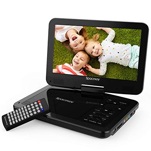 Portable DVD Player 10' with 5 Hours Rechargeable...