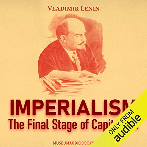 Imperialism: The Final Stage of Capitalism cover art