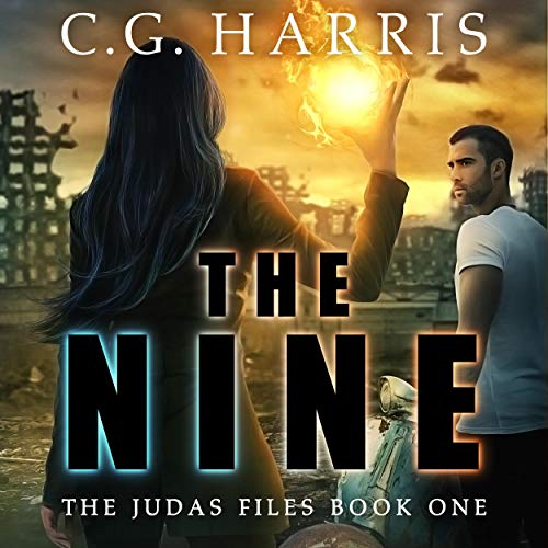The Nine Audiobook By C.G. Harris cover art