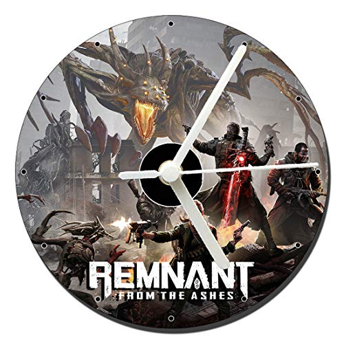 MasTazas Remnant from The Ashes Orologio CD Clock 12cm
