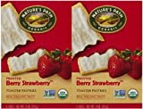 Nature's Path Frosted Toaster Pastry - Strawberry - 11 oz - 6 ct - 2 pk