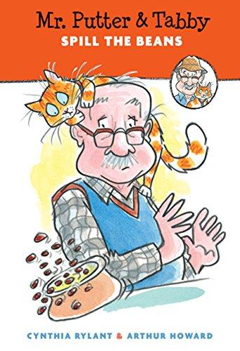 Mr. PutterTabby Spill the Beans
