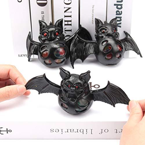 STOBOK - Squeeze Toys in Schwarz, Größe 13 x 8 cm