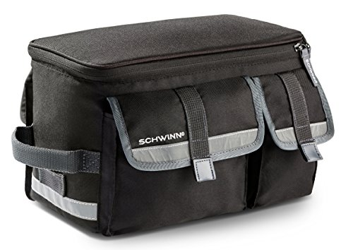 Schwinn Bicycle Bag, Mounted Accessories, Rear Mount Bag