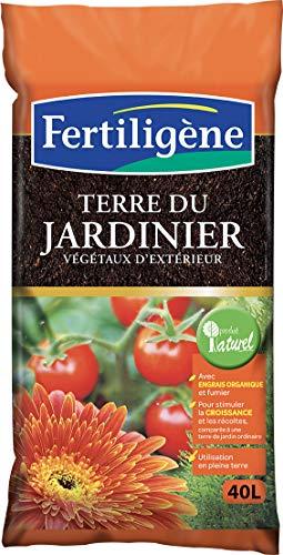 FERTILIGENE Terre du Jardinier 40 litres