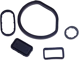 WayJun Oil Filter Housing Seal Kit for Mercedes Benz W203 W208 W209 W210 W211 W220