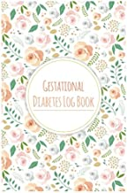 Gestational Diabetes Log Book: Keep record of Daily Blood Sugar & Food Journal Portable Size 6x9