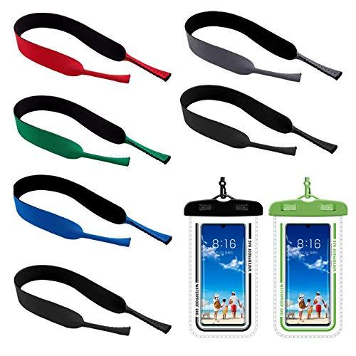 adjustable glasses holder strap elastic