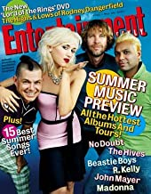 Entertainment Weekly Magazine #767 : Summer Music Preview featuring Gwen Stefani (May 28, 2004)