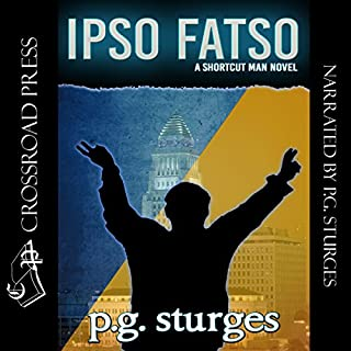 Ipso Fatso audiobook cover art
