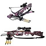 SA Sports Fever Crossbow Package, Muddy Girl, Size 1