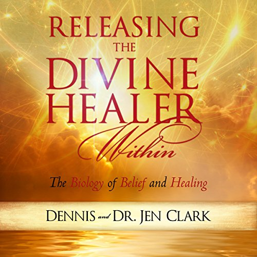 Releasing the Divine Healer Within audiobook cover art