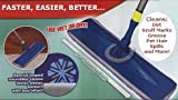 As Seen On TV MSM Microfiber Swivel Mop Pad Refill