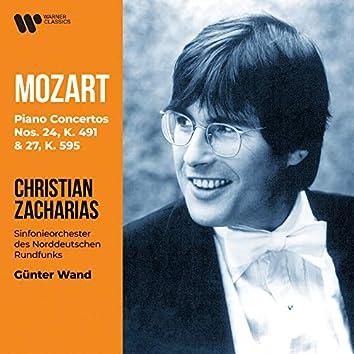 Mozart: Piano Concertos Nos. 24 & 27