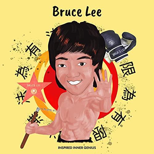 Bruce Lee Audiobook By Inspired Inner Genius cover art