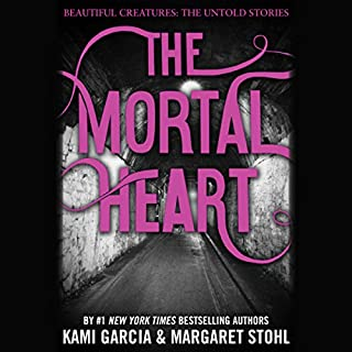 The Mortal Heart audiobook cover art