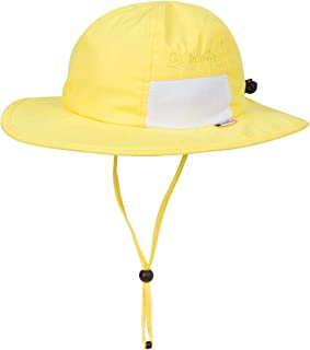 SwimZip Kid's Sun Hat - Wide Brim UPF 50+ Protection Hat for Baby, Toddler, Kids