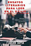 Premio 'Federico Ferro Gay' de Ensayo 2019