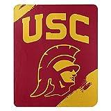 USC Trojans 'Painted' Fleece Throw Blanket, 50' x 60'