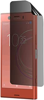 Celicious Privacy Plus 4-Way Anti-Spy Filter Screen Protector Film Compatible with Sony Xperia XZ1 Compact