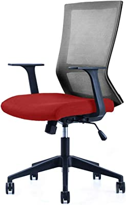 ZAYZY XRXY Office Chair, Swivel Chair, Office Chair, Ergonomic Computer Chair, Liftable