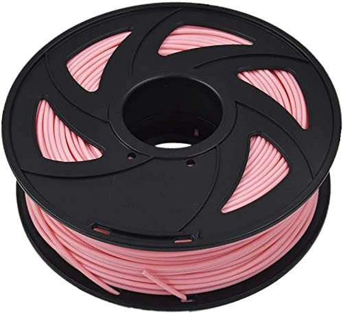 new arrival ABS new arrival 3D Printer Filament - 2.20 lb (1KG) The Diameter of 3.00 mm, Dimensional 2021 Accuracy ABS Multiple Color (Pink) online