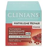 Clinians Antirughe Repair Crema Giorno per il Viso, 50ml...