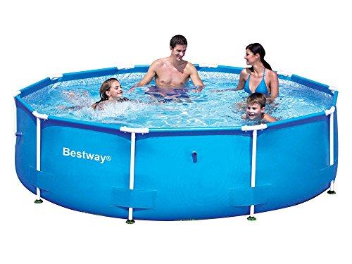 Bestway 56026 Frame Pool Stahlrahmenbecken 305 x 76 cm