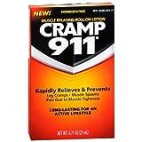 Cramp 911 ROLL ON 21ML DELCOREAN LLC.