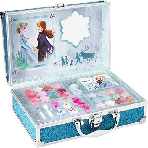 Frozen II in Time Beauty Travel X6 - Maletín de Maquillaje