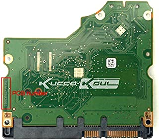 KIMME HDD PCB Logic Board Printed Circuit Board 2060-800041-000 REV P1 for WD Hard Drive Repair Data Recovery with USB 3.0 Interface