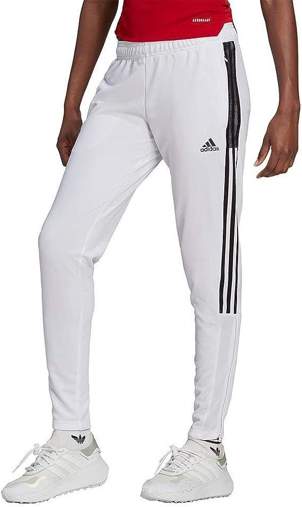 adidas GN5489 Tiro TK PNT CU Pants Mens White/Black M