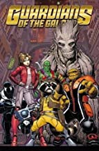 guardians of the galaxy comic book series