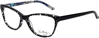 Vera Bradley Designer Eyewear Frame Emerson in Blue Bayou 53mm