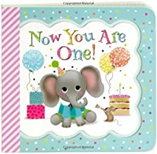Now You Are One: Children's Board Book (Little Bird Greetings)