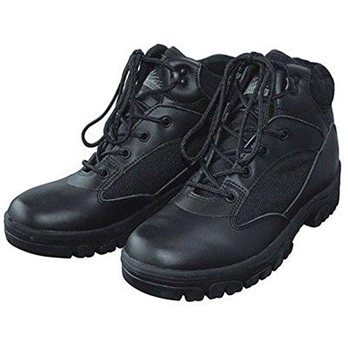 McAllister Semi Cut Boots schwarz Größe 42