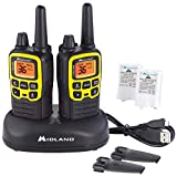 Midland - X-TALKER T61VP3, 36 Channel FRS Two-Way Radio - Up to 32